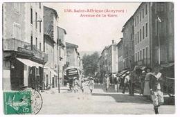 SAINT AFFRIQUE 1909 Avenue De La Gare - Saint Affrique