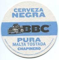 Lote 452, Colombia, Posavaso, Coaster, BBC, Cerveza Negra - Portavasos