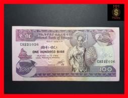 ETHIOPIA 100 Birr  P. 45 B  VF ++ - Ethiopie