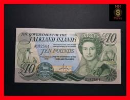 FALKLAND 10 £  1.9.1986  P. 14  UNC - Falkland