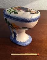 POTS À MOUTARDE De Forme WC - Ceramics & Pottery