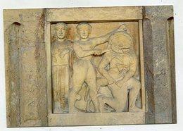 HISTORY / ART  - AK 343444 Museo Di Palermo - Metopa  Dei Tempio C Di Selinunte - Antigüedad