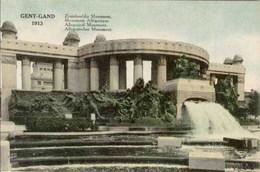 GAND-GENT - Exposition De 1913 - Monument Allégorique - Expositions