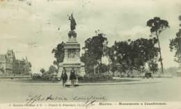 MEXIQUE MONUMENTO A CUAUHTEMOC - Mexico