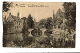 CPA - Carte Postale - Belgique- Brugge Pont Du Béguinage  VM616 - Brugge
