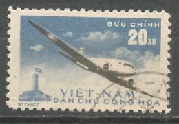 Vietnam 1959 , Used Stamp - Viêt-Nam