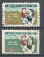 Vietnam 1961 , Used Stamps Set - Viêt-Nam