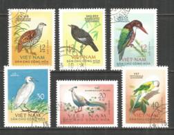 Vietnam 1963 Used Stamps Set - Viêt-Nam