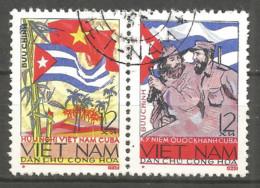 Vietnam 1965 Used Stamps  Set - Viêt-Nam