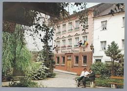 LU.- VIANDEN. GRAND DUCHÈ LUXEMBOURG. AUBERGE DU CHATEAU. Pr. Nelissen-Beckers Jean. - Hotel's & Restaurants
