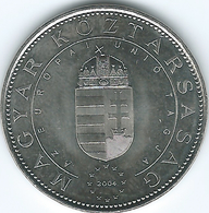 Hungary - Republic - 2004 - 50 Forint - Hungary Joins The European Union - KM773 - Hongrie