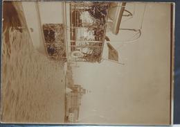 442. Finland  Russia Helsinki Ship Lovisa Original Photo Knackstedt & Näther Hamburg - Finlandia