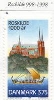 PIA - DANIMARCA -1998 : Millenario Della Città Di Roskilde - (Yv 1178) - Nuovi