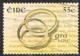 Ireland 2009 Wedding 55c Good/fine Used [15/14513/ND] - 1949-... Republic Of Ireland