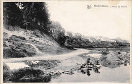 NEUFCHATEAU - Chemin Du Paquis - Edition Maurice Louis, Neufchateau - Oblitération De 1947 - Neufchâteau