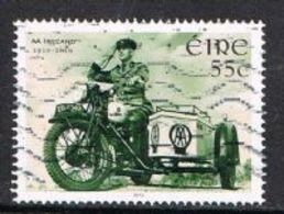 Ireland 2010 AA 55c Good/fine Used [15/14516/ND] - 1949-... Republic Of Ireland