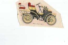 Chromos Decoupis Automobile Wolseley - Découpis