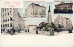 1904-Germania Leipzig Thonberg - Allemagne