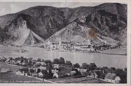 WACHAU ROSSATZ DONAU GEGEN DURNSTEIN VG AUTENTICA 100% - Krems An Der Donau