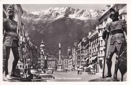 INNSBRUCK MARIA THERESIENSTRABE  VG AUTENTICA 100% - Innsbruck