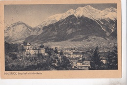 INNSBRUCK BERG ISEL MIT NORDKETTE  VG AUTENTICA 100% - Innsbruck