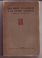 R. Van Sint-Jan, Het West-Vlaamsch Van Guido Gezelle - Poésie