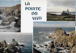 29 - CLÉDEN CAP SIZUN - Multivues De La Pointe Du Van          H - Cléden-Cap-Sizun