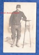 CPA Photo - FONTENAY Sous BOIS - Portrait Du Poilu Philippe Pouillet , 13e Régiment Infanterie Territorial - Hector Fady - Guerre 1914-18