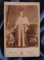 Cabinet Photo A. Reynouls à Béziers - Second Empire Religion, Evêque Ou Cardinal Vers 1865 L421 - Anciennes (Av. 1900)