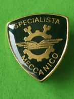 Fregio Specialista Meccanico - Italië