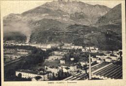 1941-Darfo Boario Brescia-panorama - Brescia