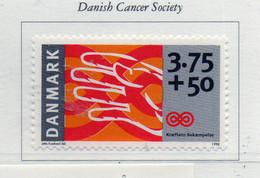 PIA - DANIMARCA -1998 : 70° Anniversario Della Associazione Danese Per La Lotta Contro Il Cancro - (Yv 1197) - Danimarca