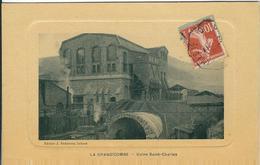 Gard : La Grand Combe, Usine St Charles - La Grand-Combe