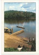 72 Paysage De La Sangha - Cameroun