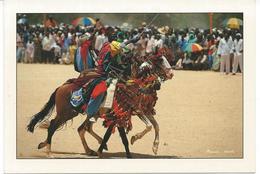 73 Fantasia Pendant La Fête Nationale - Cameroun