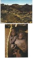 Lot De 2 CPM D'Oudjila - Cameroun