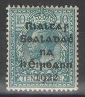 Irlande - YT 11 * - 1922 - 1922 Gouvernement Provisoire
