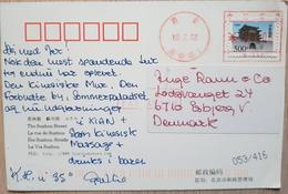 China Denmark - China