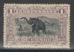 Congo Belge - YT 26A * - Chasse à L'éléphant - Congo Belge