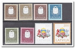Letland 1991, Postfris MNH, State Coat Of Arms - Letland