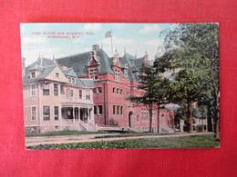 High School & Academy   Middletown  New York --   Ref 3166 - NY - New York