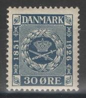 Danemark - YT 167 * - 1926 - 1913-47 (Christian X)
