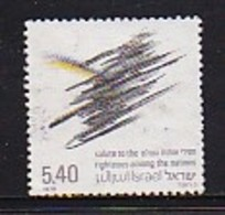 ISRAEL, 1979, Used Stamp(s), Without Tab, Salute Righteous, SG749, Scannr. 17495, - Israel