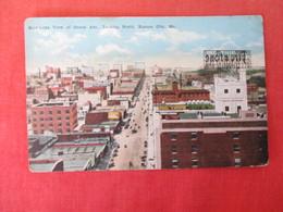 Birds Eye Grand Avenue     Kansas City – Missouri    Ref 3166 - Kansas City – Missouri