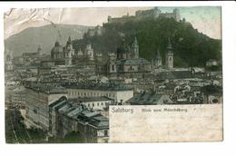 CPA - Carte Postale - Autriche-Salzburg-Blick Von Mönchsberg-1906 VM632 - Salzburg Stadt