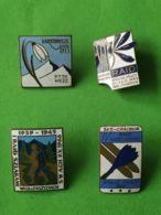 4 PNCKS POLACCHI ANNI 1960/1970 1° - Gettoni E Medaglie