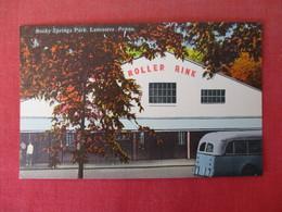 Roller Rink-- Rocky Springs Park   - Pennsylvania > Lancaster  Ref 3166 - Lancaster