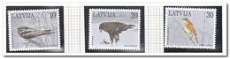 Letland 1997, Postfris MNH, Birds - Letland