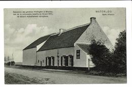 CPA - Carte Postale - Belgique- Waterloo -Ferme Belle Alliance VM633 - Waterloo