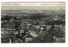 Wandre - Le Panorama - 1913 - Edit. A. Stappers - 2 Scans - Luik